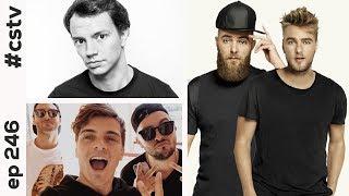 NEW TRACKS Martin Garrix, Matisse &amp Sadko, Showtek, Alle Farben Feat. James Blunt, u.v ...