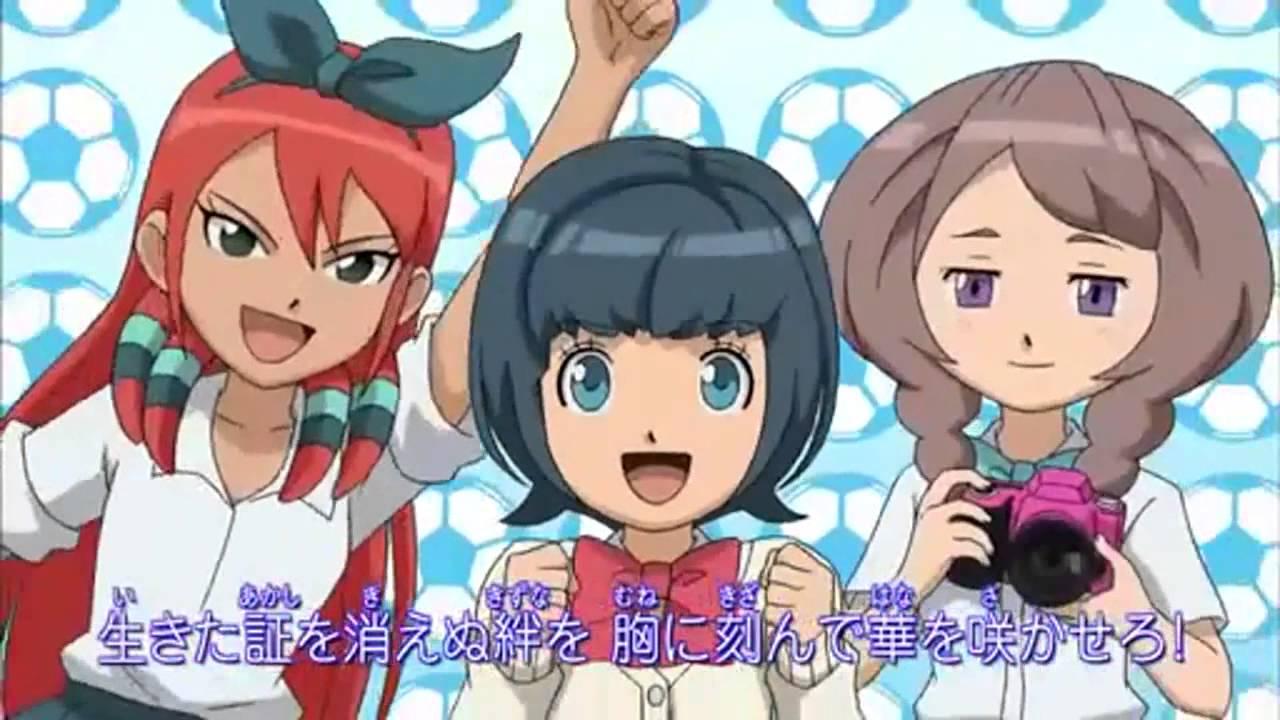 Inazuma eleven go galaxy opening 3 hd youtube - Inazuma eleven galaxy ...