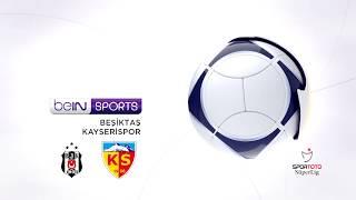 Beşiktaş 2 - 0 Kayserispor #Özet