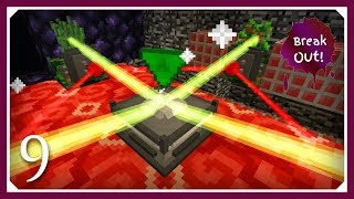 BreakOut Challenge Modpack | Actually Additions Empowerer! | E09 BreakOut Challenge Pack Let's Play
