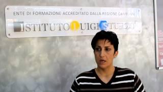 Testimonianza Simona Bottigliero allieva OSS Operatore Socio Sanitario