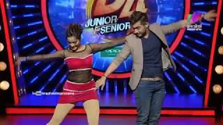 D4 junior vs senior / International Latin Dance -Neerav & Shamaz