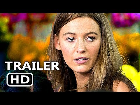 ALL I SEE IS YOU Official Trailer # 2 (2017) Blake Lively, Jason Clarke, Blindness Movie HD