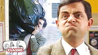 ရေချိုးရန်အချိန်   Mr Bean ကိုအပြည့်အဝအပိုင်းများ   ဂန္ထဝင် Mr Bean