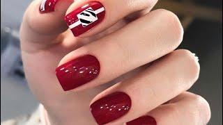 Очень красивый маникюр на Осень 2020 Фото коротких и длинных ногтей Nail Art
