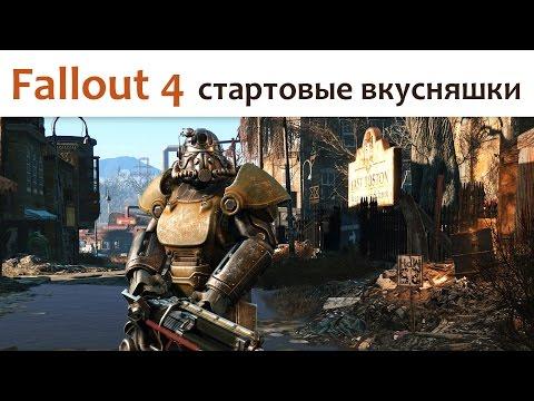 Fallout 4 (стартовые