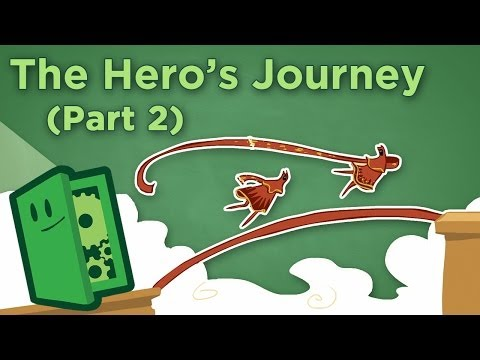 The Hero's Journey - II: Analyzing Journey's Mechanics as Metaphors - Extra Credits