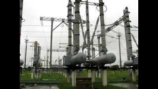 Испытание. Цикл АПВ О-В-О. Выключатель ВВШ-330 (Test. Circuit breaker 330 kV)(Группа Вконтакте: http://vk.com/electrosnabzh Помощь каналу (WebMoney): Z167180104465., 2013-07-15T15:32:24.000Z)