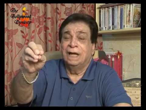 Kader Khan's First Script & His Journey in Bollywood