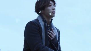 HOON(from U-KISS) - 雪桜