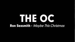 The OC Music - Ron Sexsmith - Maybe This Christmas