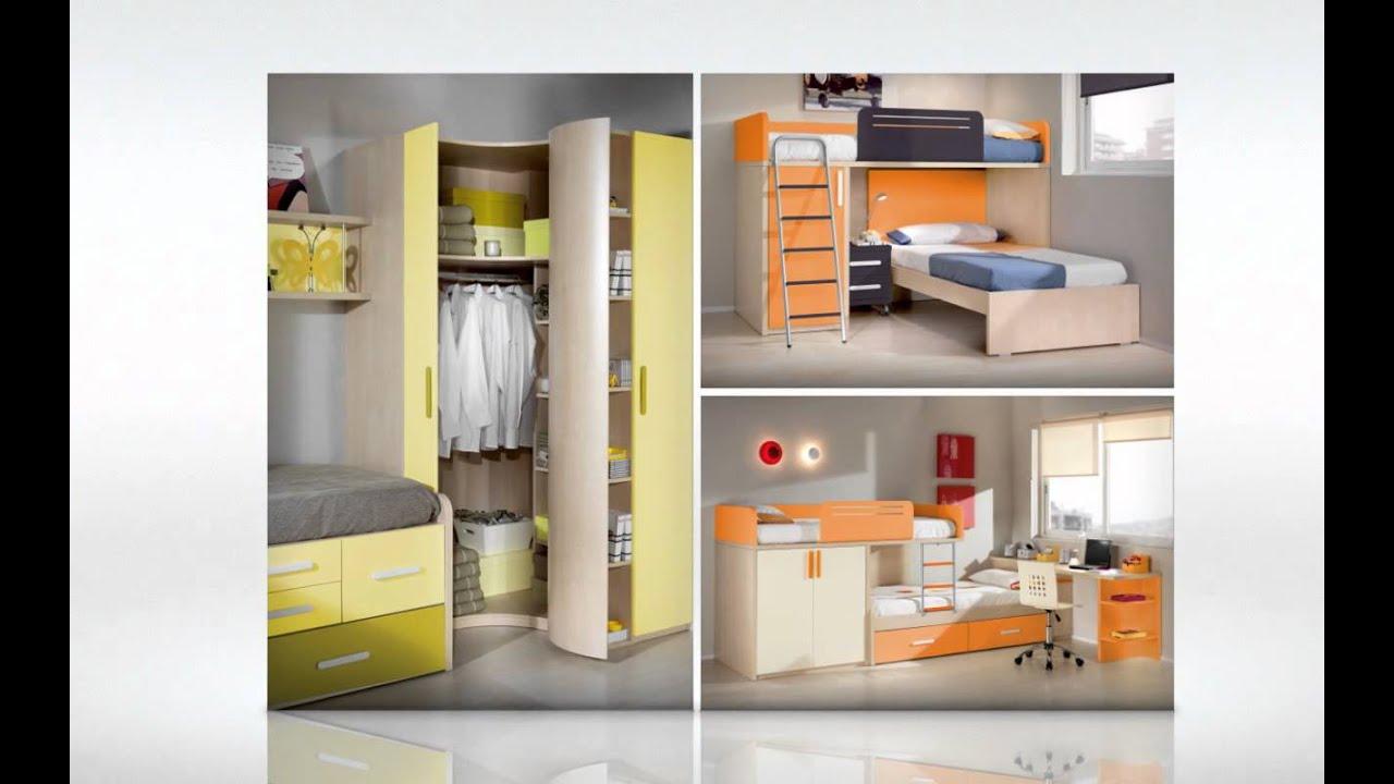 Dormitorios juveniles dormitorios infantiles dormitorios - Cuartos para ninos ...