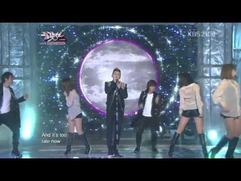 Music Bank_120210 Brian Joo [Let This Die] VIXX-LEO RAVI