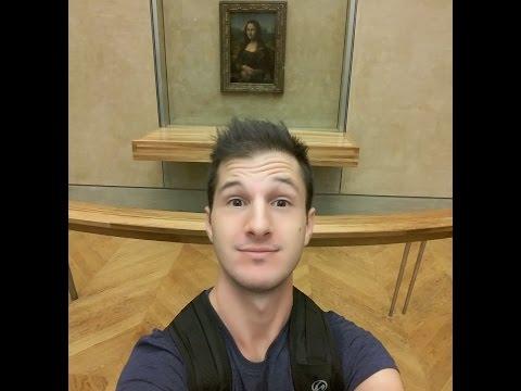 Paris #9 9/Sept/2016 Château de Versailles and Louvre Museum
