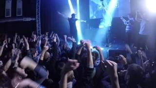 Billy Milligan Санта Клара Привет из приесподней концерт 26 12 15