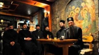 """монах Арсеније (Јовановић)  """"О православној психотерапији""""."""