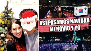 Vlog: MY FIRST CHRISTMAS IN KOREA!!! | Let's talk about K-Dramas