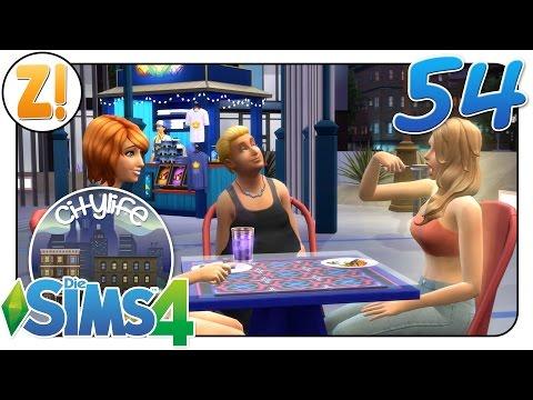 Sims 4 [Citylife Challenge: Witz komm raus! #54 | Let's Play [DEUTSCH]