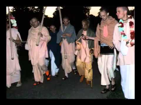 Love Vasudeva then there is no Chance of Contacting Material Body - Prabhupada 0605 Travel Video