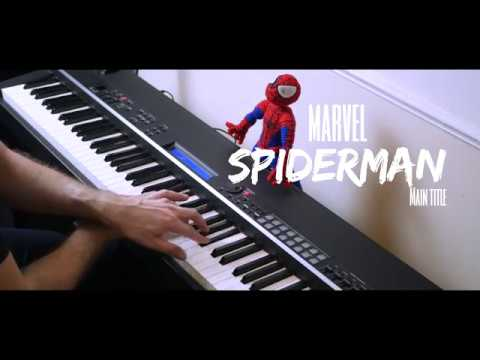 Marvel's Spider-Man (PS4) - Main Title / Piano Cover