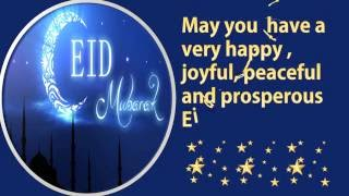 Eid Mubarak 2016- wishes, Greetings, E Card, Whatsapp video message, sms, quotes - 10