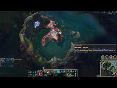 Dunkmaster Darius dunking Nasus top League of Legends