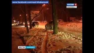 Вести-Хабаровск. Дорожный беспредел
