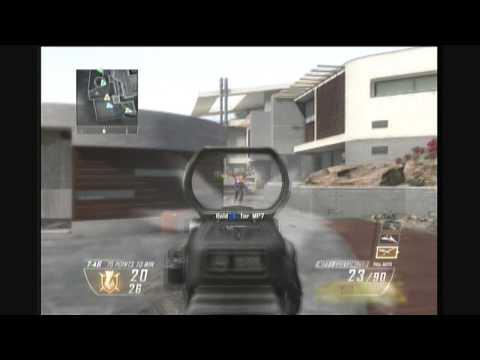 My first Black Ops 2 Game zPro JR