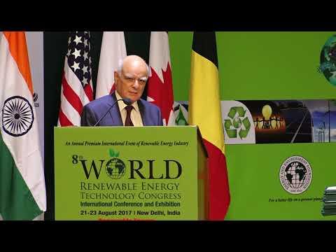 Mr  Anil Razdan, Former Secretary Power, Govt  of India & Chairman, Energy And Environment Foundatio