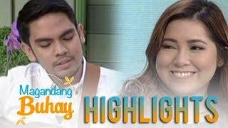 Magandang Buhay: Moira and Jason talks about their relationship