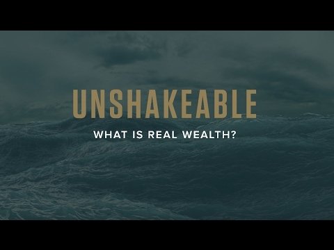 What is real wealth? | Tony Robbins Unshakeable [Video 4 of 14]