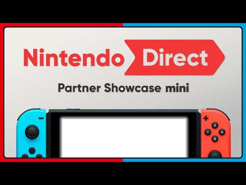 🔴 NINTENDO DIRECT MINI