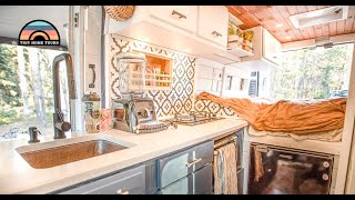 DIY Ram Promaster Campervan W/ Shower & Toilet  Apartment to Van Life