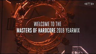 Masters of Hardcore | 2018 Yearmix