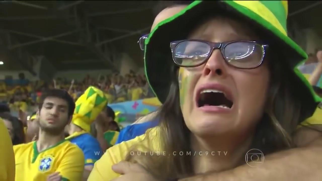 Download BRASIL 1 x 7 ALEMANHA  Narração Galvão Bueno