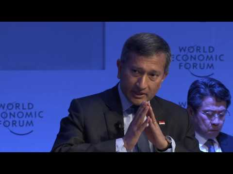 Davos 2017 - A New Security Framework for Asia