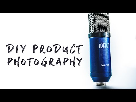 DIY Product Photography
