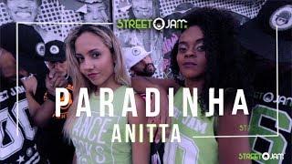 PARADINHA - ANITTA - choreography STREET J.A.M.® - DANCE
