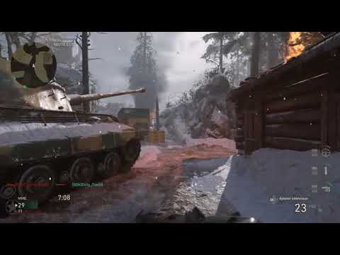 Call of Duty®: WWII 3 eme MAP DE LA BETA  ENCORE UNE VICTOIRE SUR LE FILE