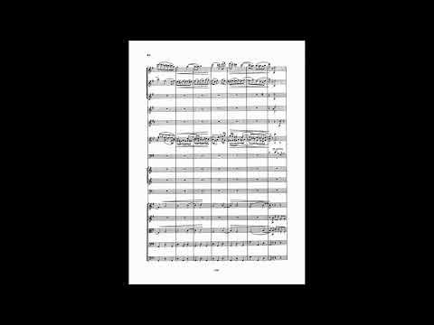 Tchaikovsky - Suite No. 3 (Score)