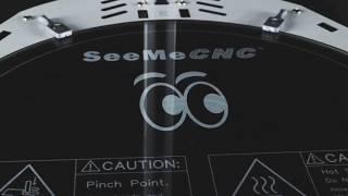 SeeMeCNC RostockMAX V3.2 Delta 3D Printer