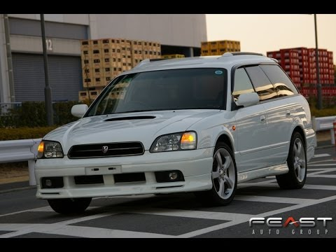 test drive 1999 subaru legacy gt b touring wagon youtube. Black Bedroom Furniture Sets. Home Design Ideas