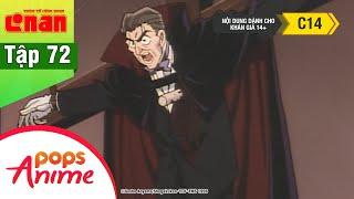 Thám Tử Lừng Danh Conan - Tập 72 - Vụ Án Mạng Ở Lâu Đài Dracula Phần 1 - Conan Lồng Tiếng Mới Nhất