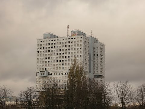 Record 11. Kaliningrad: The House Of Soviets. Part 3 - Upper Floors Of Tower
