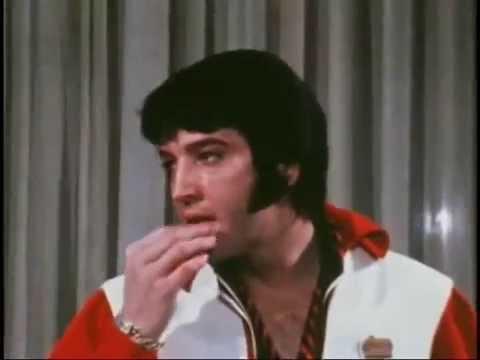 Elvis interview; February 25, 1970 - Houston, Texas