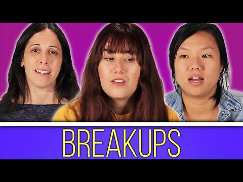 Women Talk About Heartbreak