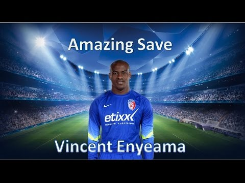 VIncent Enyeama Fifa 15 Top save