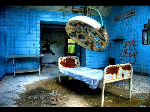 10 Creepy Abandoned Places