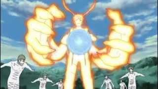 KCM Naruto vs Zetsu Clones [HD]