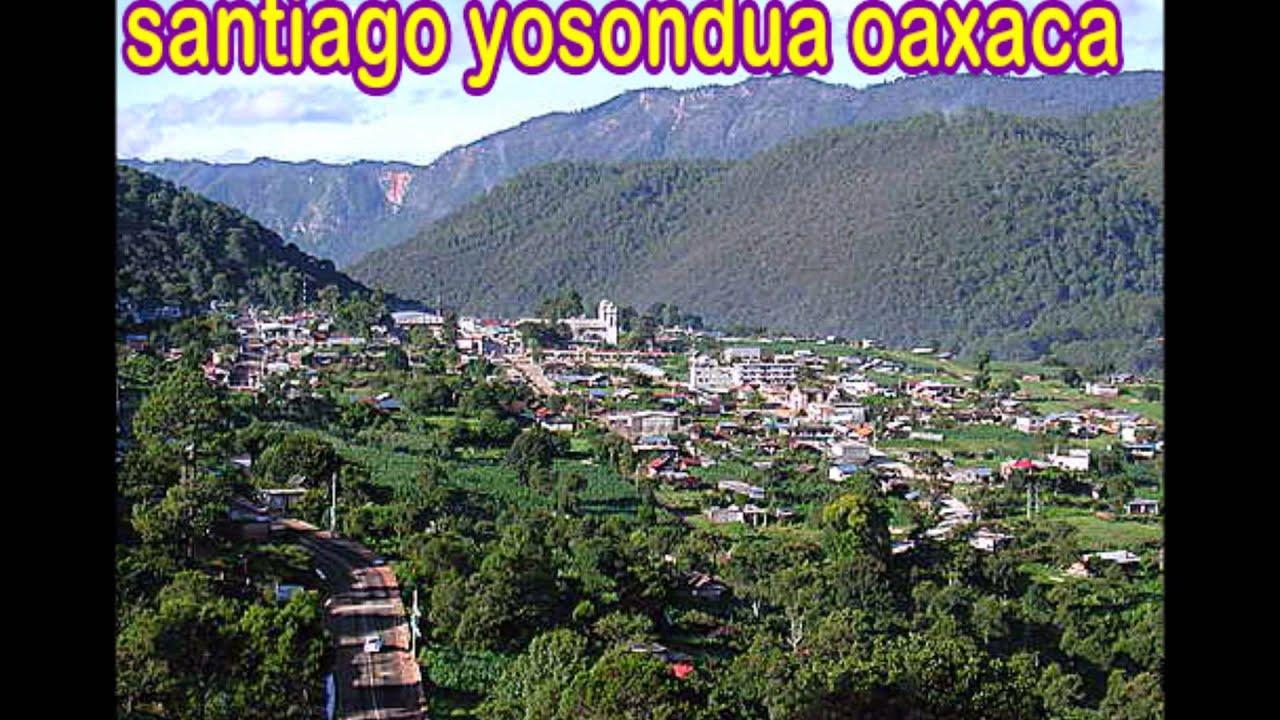santiago yosondua oaxaca mexico